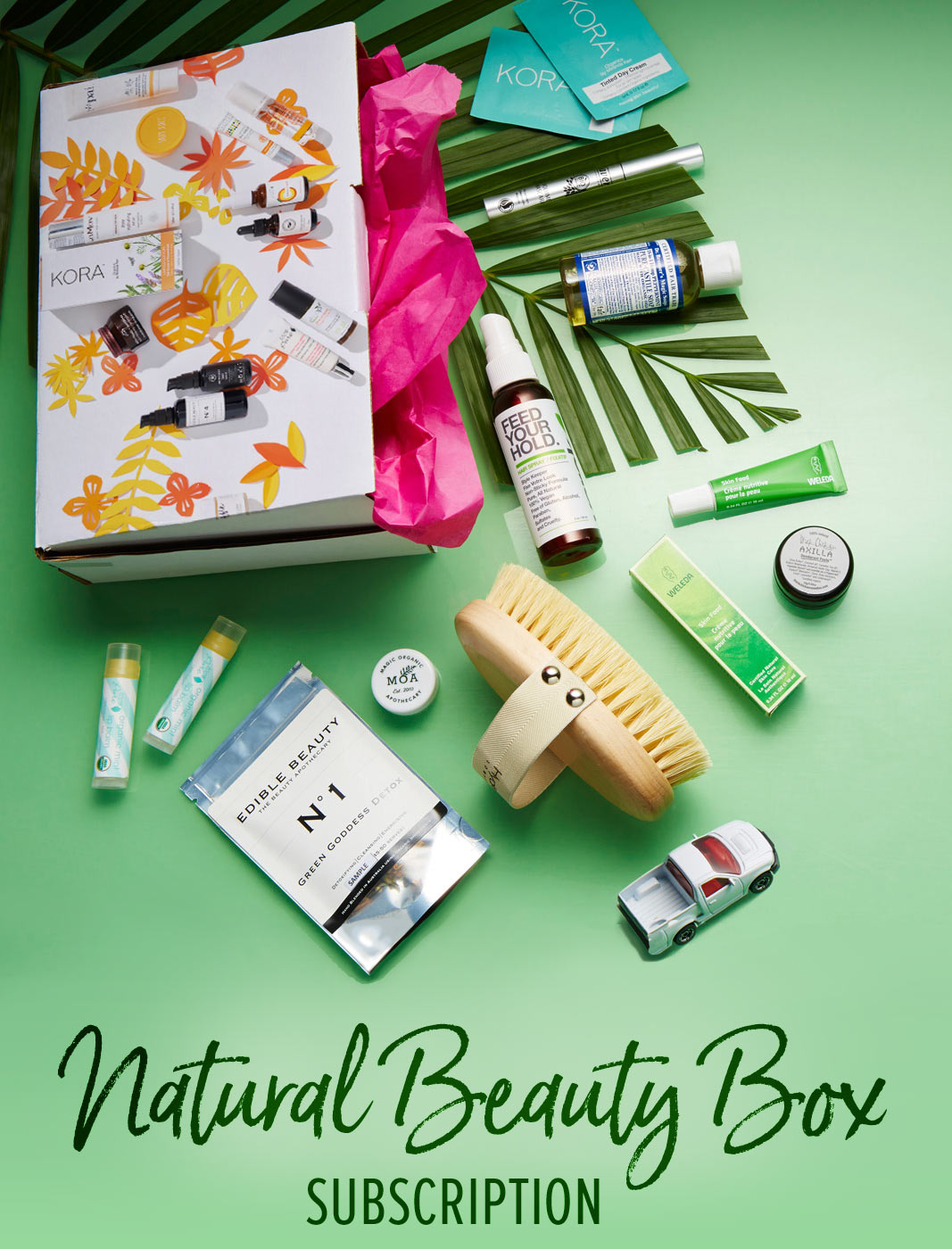 Natural Beauty Box Subscription