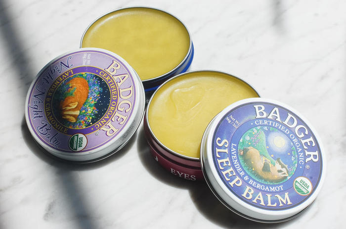 Badger sleeping balm