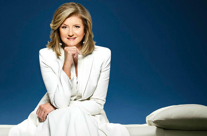 The Sleep Revolution: Transform Your Life One Night at a Time by Arianna Huffington
