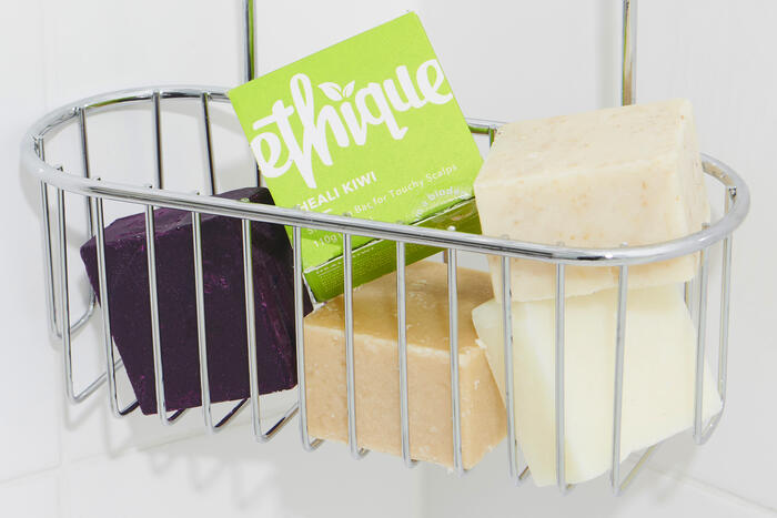 Ethique zero waste solid beauty bars