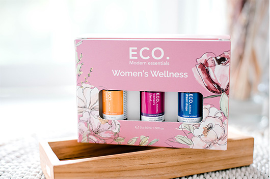 ECO. Aroma Women's Wellness Kit
