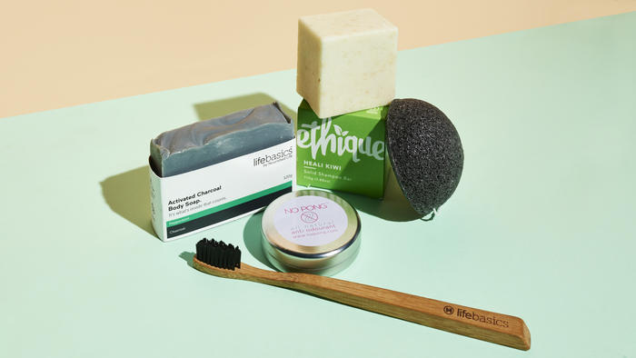 Your Guide to Plastic Free Personal Care