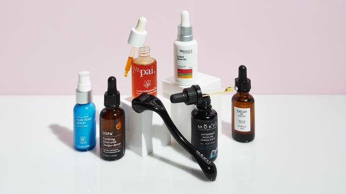 Best Facial Oils to Use with a Dermal Roller | Nourished