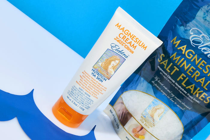 The Benefits of Magnesium Cream!