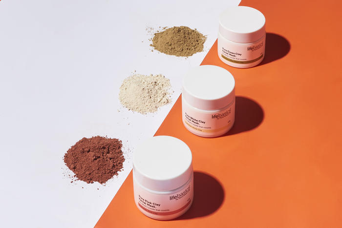 The 4 different Types of Clay for Skin - And What They Do