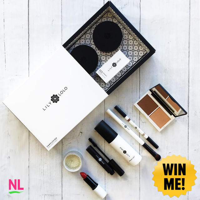 Win a Lily Lolo Mineral Makeup Kit! | Nourished Life Australia