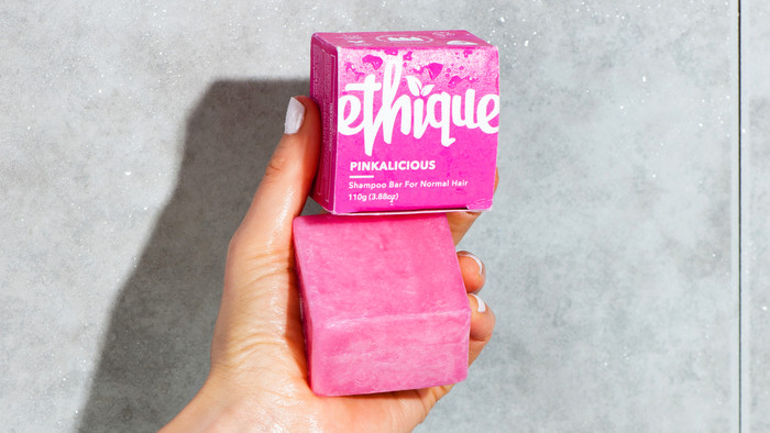 Ethique Pinkalicious - Shampoo for Normal Hair Types