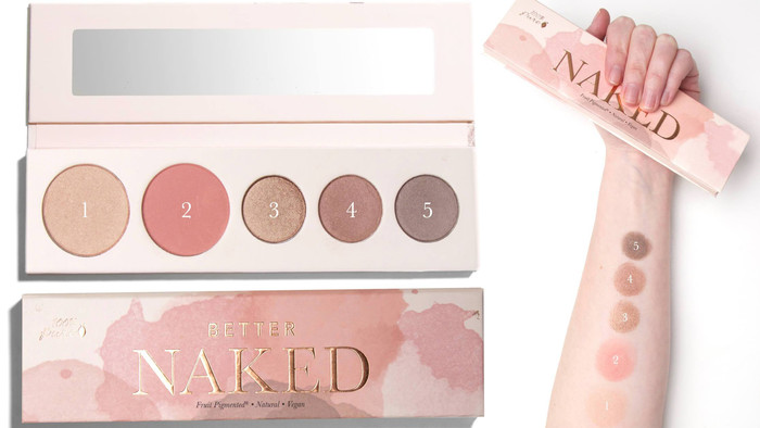 100% Pure Better Naked Palette
