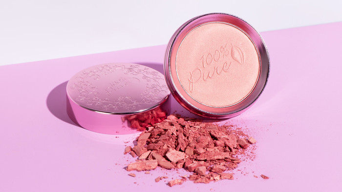 100% Pure Fruit Pigmented Luminizer Powder