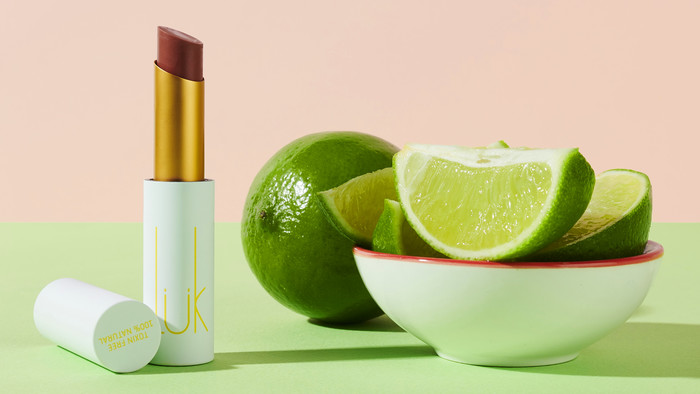 Luk Lip Nourish - Rose Lime