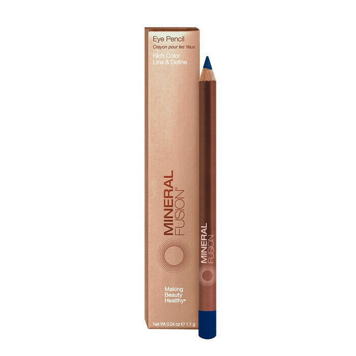 Mineral Fusion Eye Pencil - Azure