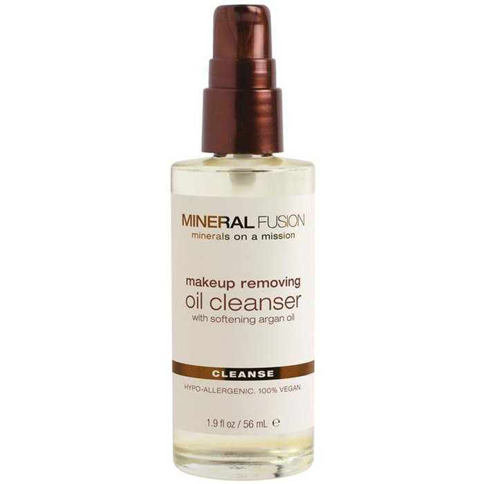 Mineral Fusion Makeup Removing Oil Cleanser