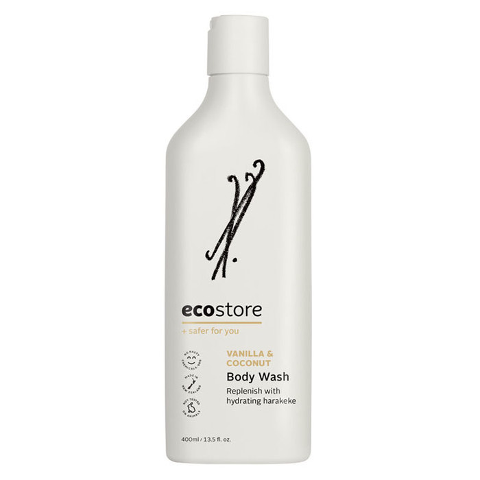Ecostore Body Wash - Coconut & Vanilla