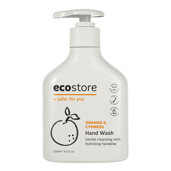 Ecostore Hand Wash - Orange & Cypress