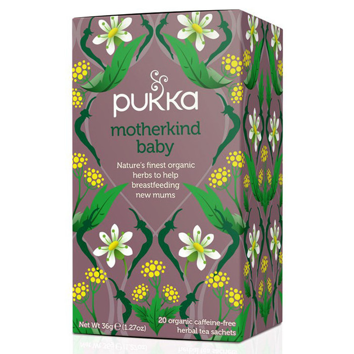 Pukka Motherkind Baby Organic Tea