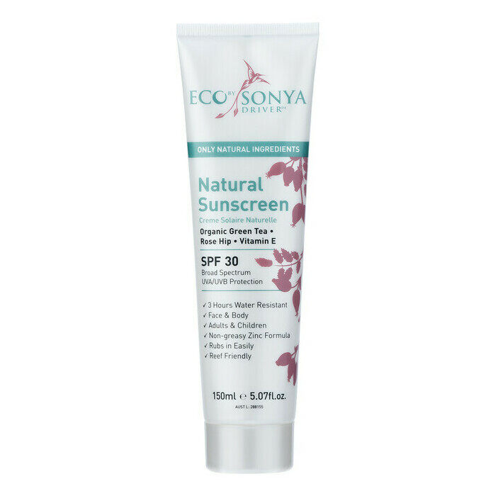 Eco Tan Natural Rose Hip Sunscreen SPF 30