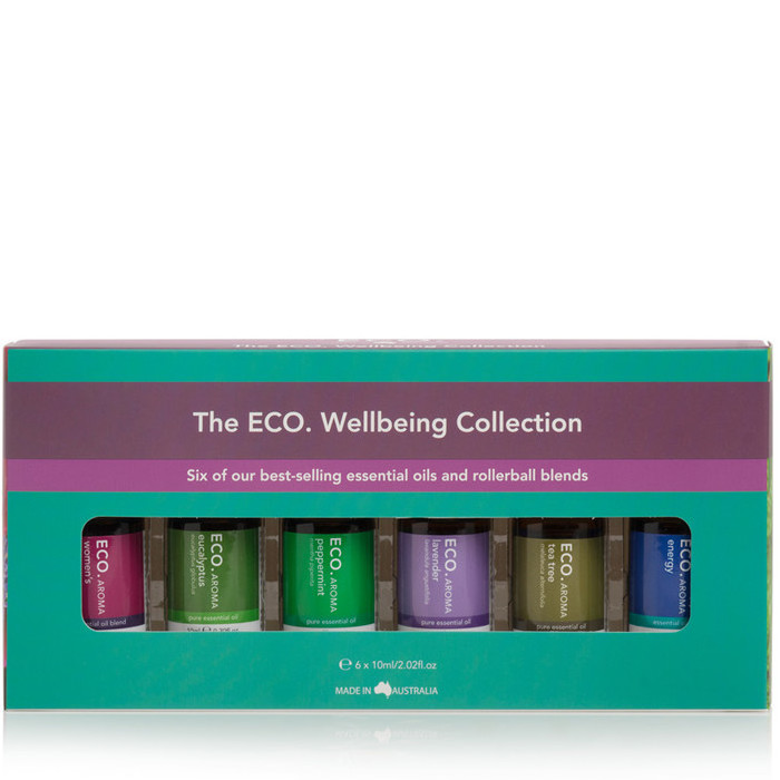 ECO. Modern Essentials Wellbeing Collection