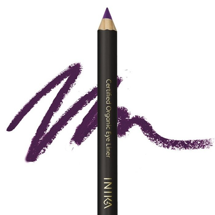 Inika Certified Organic Eyeliner Pencil Purple Minx