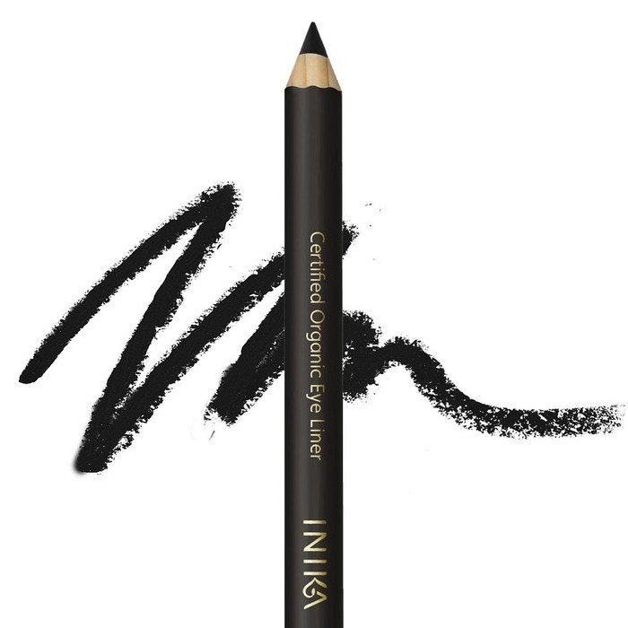 Inika Certified Organic Eyeliner Pencil - Black Caviar