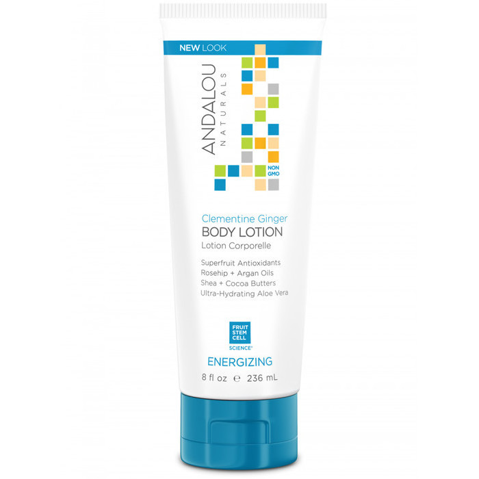 Andalou Naturals Clementine Ginger Energising Body Lotion