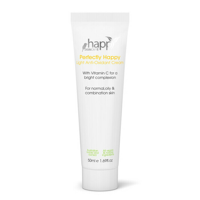 Happy Skincare 'Perfectly Happy' Light Antioxidant Cream