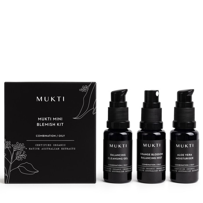 Mukti Mini Blemish Kit