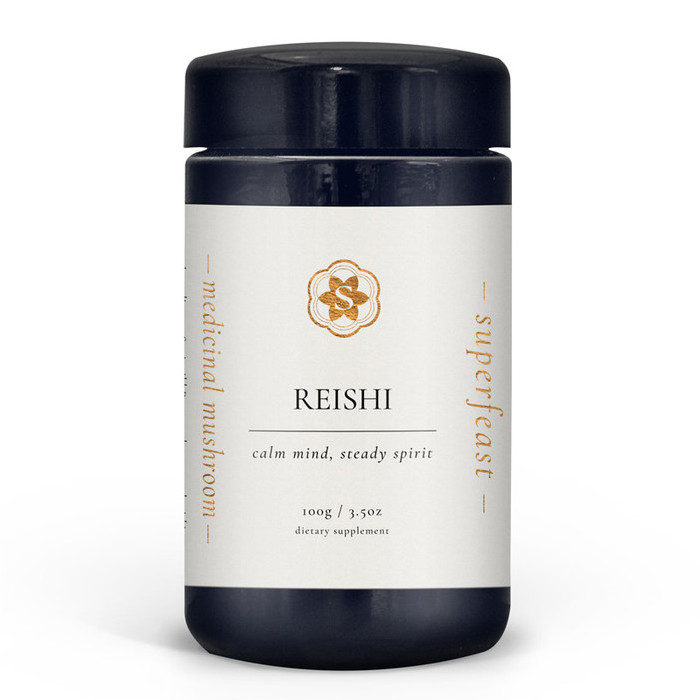 SuperFeast Medicinal Mushrooms - Reishi