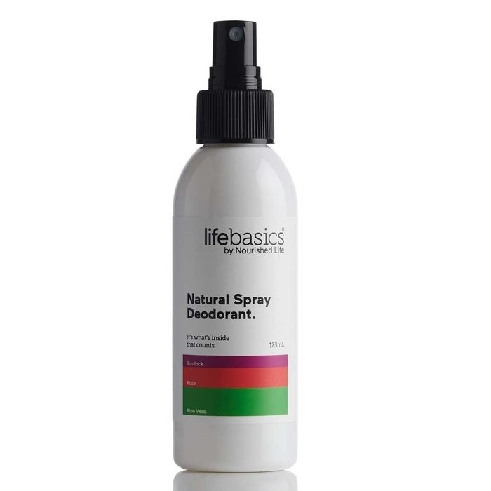 Life Basics Natural Spray Deodorant