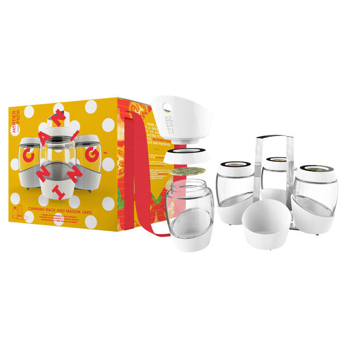 Mortier Pilon Home Canning Kit