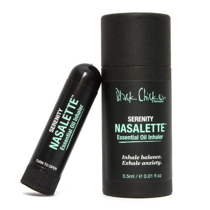 Black Chicken Remedies Nasalette™ Essential Oil Inhaler - Serenity