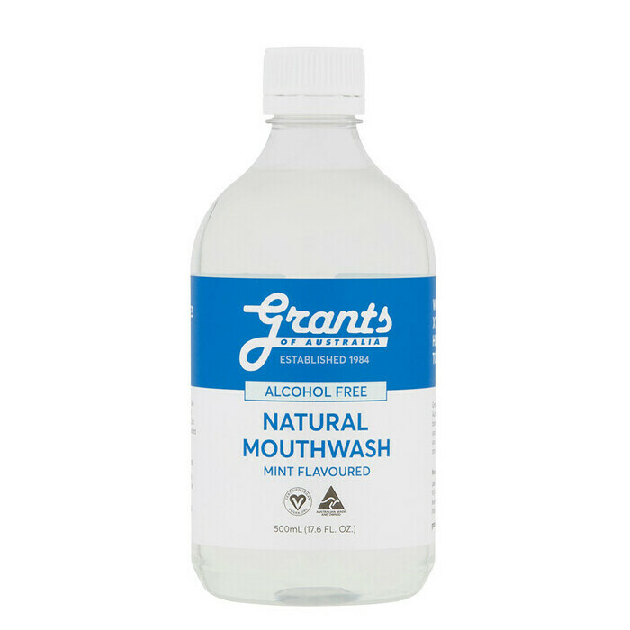 Grants Xylitol Natural Mouthwash