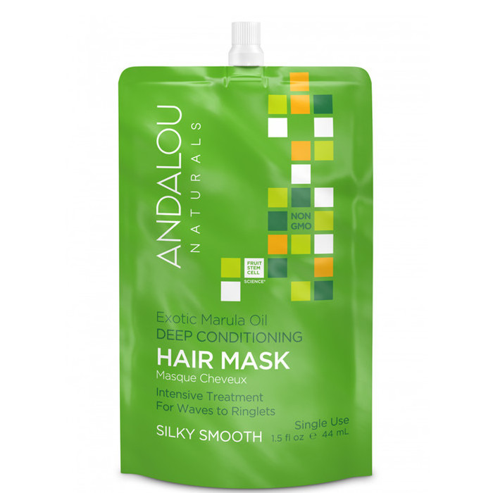 Andalou Naturals Exotic Marula Oil Silky Smooth Hair Mask