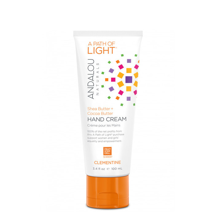 Andalou Naturals A Path of Light® Clementine Hand Cream
