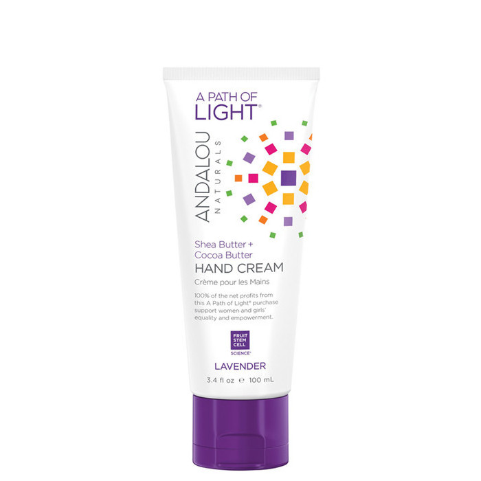 Andalou A Path of Light® Lavender Hand Cream