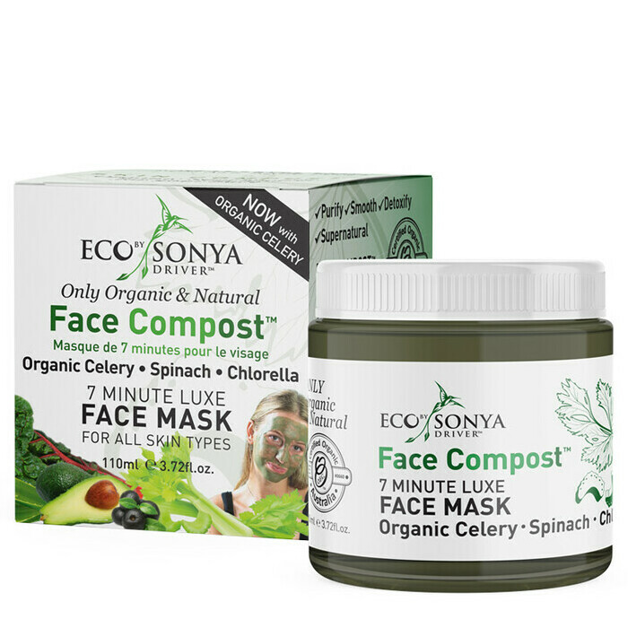 Eco by Sonya SKIN COMPOST Face Compost® Mask