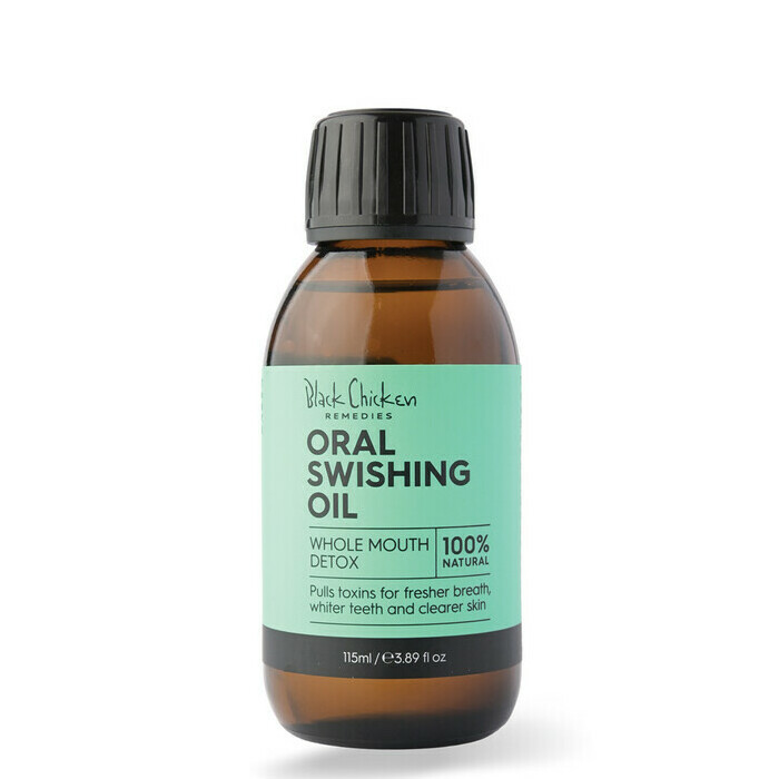 Black Chicken Remedies Oral Swishing Oil