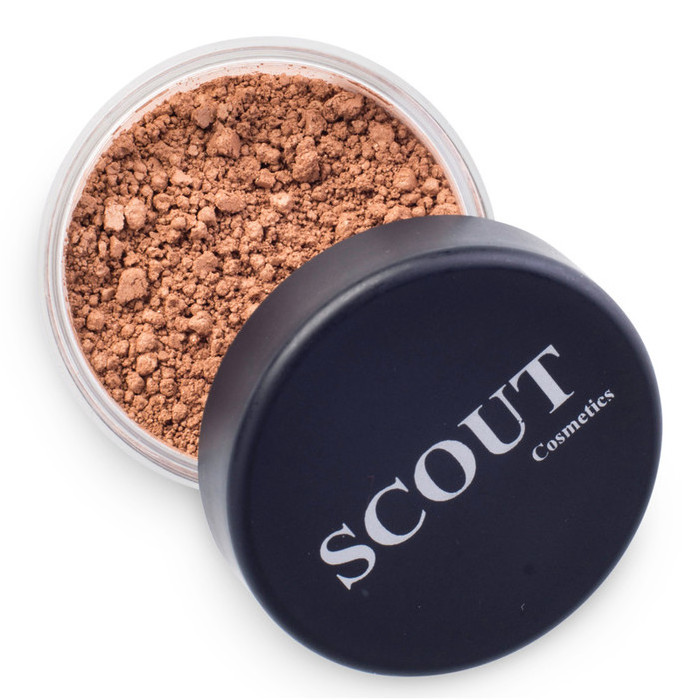 SCOUT Cosmetics Mineral Bronzer - Summer