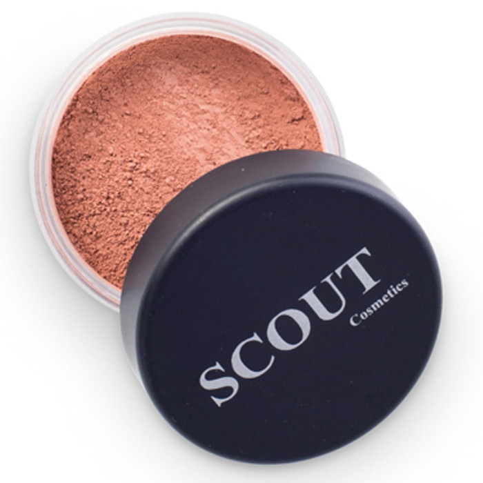 SCOUT Cosmetics Mineral Blush