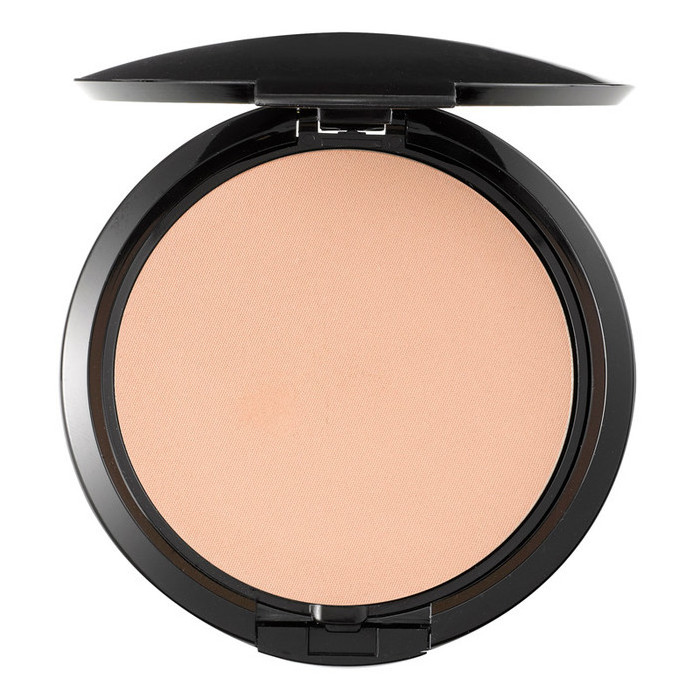 SCOUT Cosmetics Pressed Powder Foundation - Almond