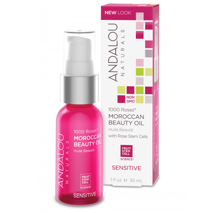 Andalou Naturals 1000 Roses® Moroccan Beauty Oil