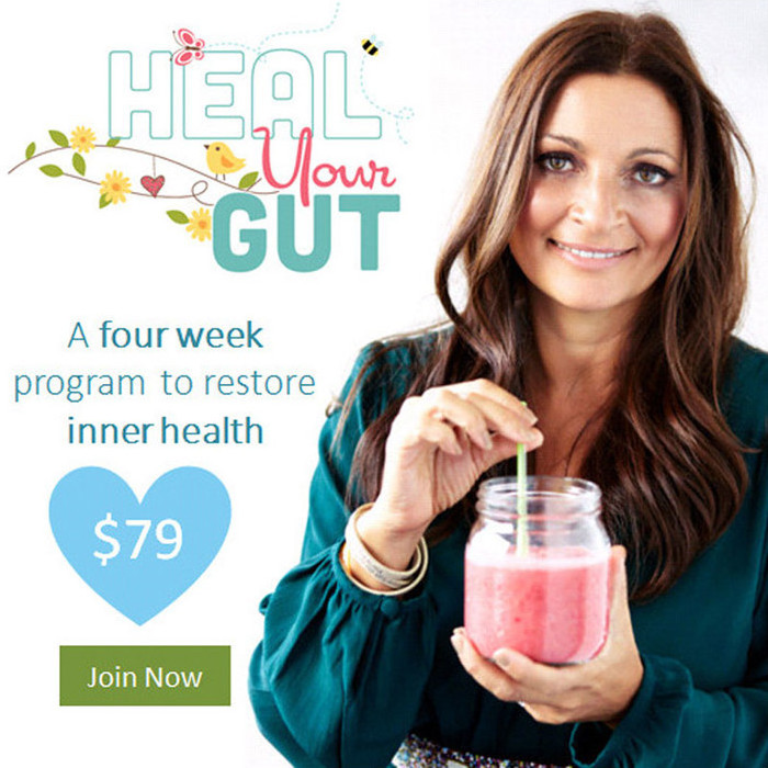 Lee Holmes Heal Your Gut 4 Week Program