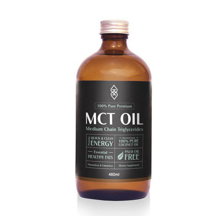 Coconut Magic MCT Oil