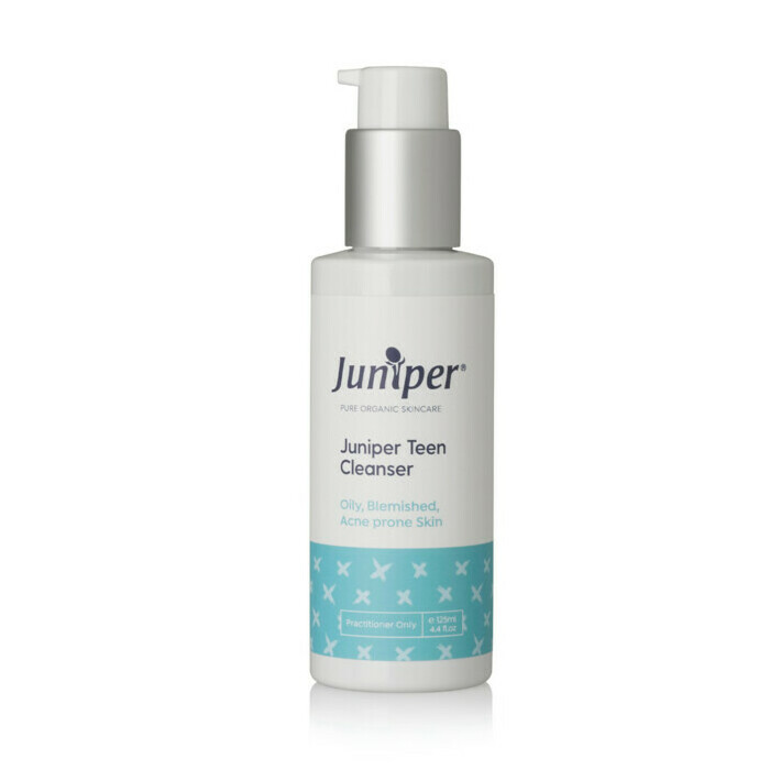 Juniper Skincare Teen Cleanser