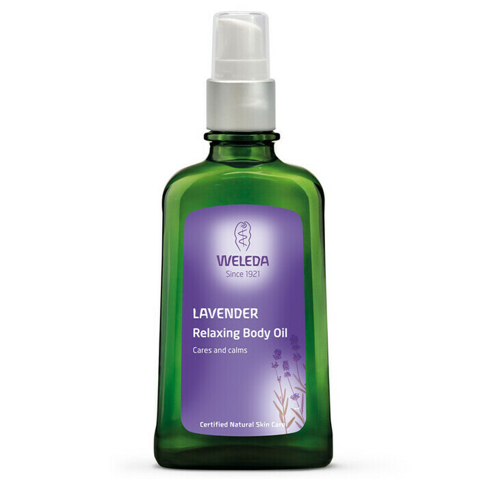 Weleda Relaxing Lavender Body Oil