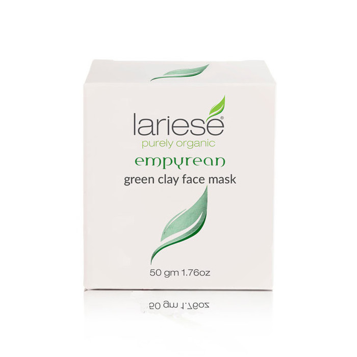 Lariese Empyrean Green Clay Face Mask