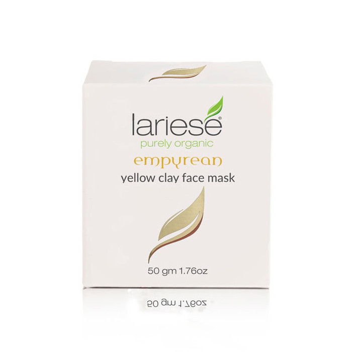 Lariese Empyrean Yellow Clay Face Mask