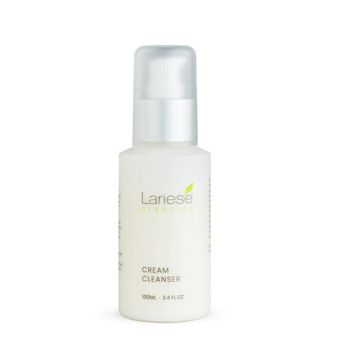 Lariese Enlighten Organic Facial Cream Cleanser