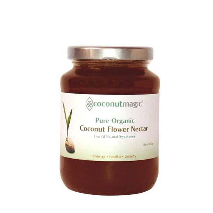 Coconut Magic Organic Coconut Nectar