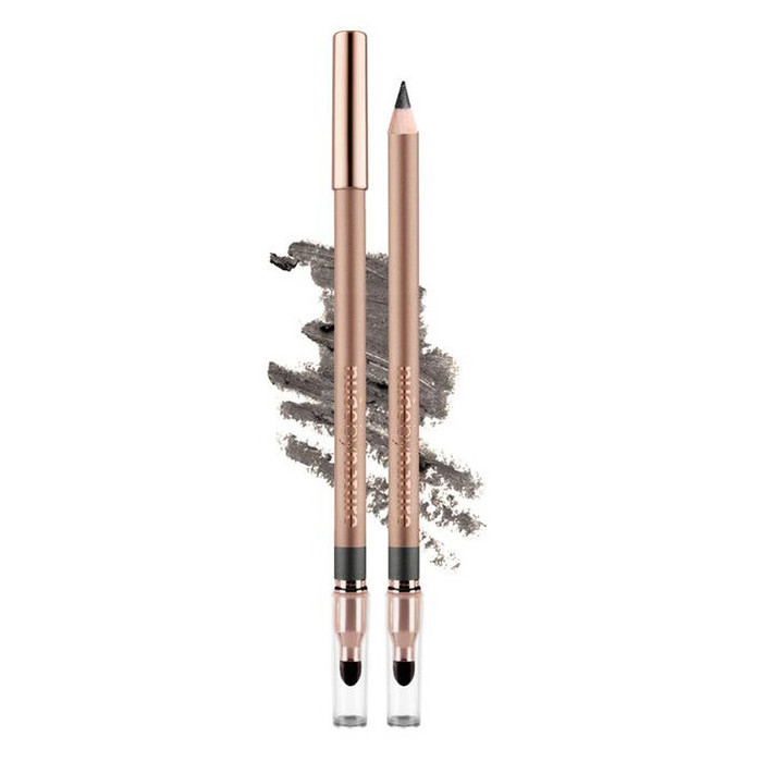 Nude By Nature Contour Eye Pencil - 03 Anthracite