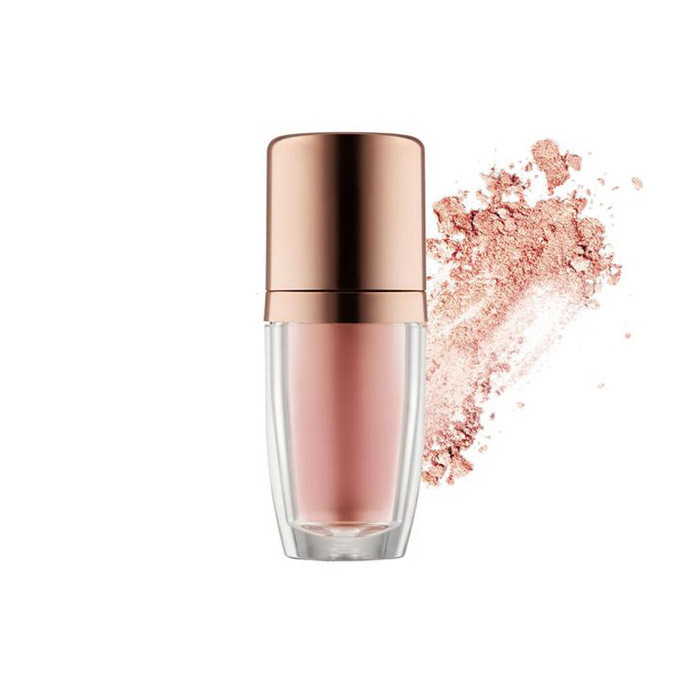 Nude By Nature Shimmering Sands Loose Eyeshadow - 03 Rose Sand